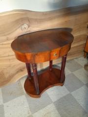 Paar Stühle Biedermeier Nussbaum um 1825
