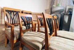 grosser Louis Seize Tisch von 1780
